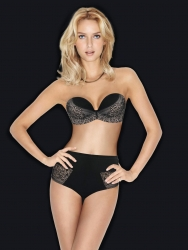 Ultimate Strapless Lace